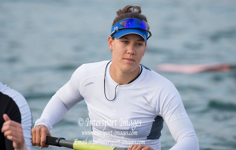 Caversham. Reading Jessica EDDIE, GBRowing Team Trials, 19.04.2015. [Mandatory Credit: Peter Spurrier/Intersport-images.com