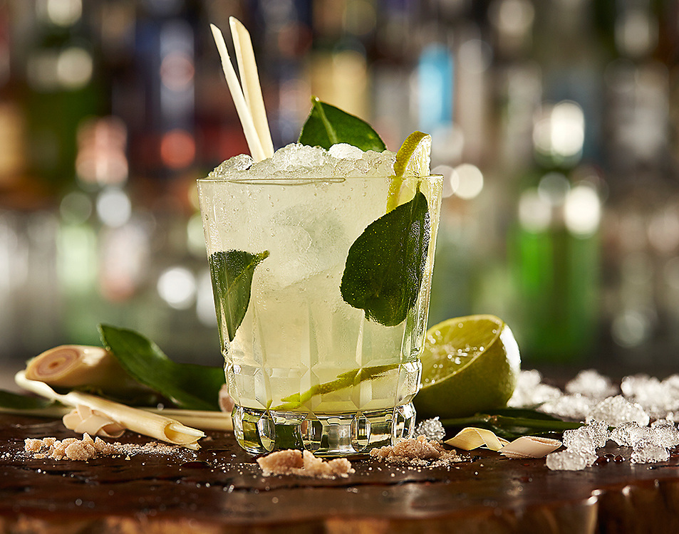 """The """"Papagayo Caipirin"""" styled by Lauren Mote"""
