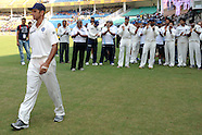 Cricket - India v New Zealand 3rd Test D4
