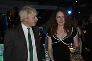 Rebekah Wade and Boris Johnson, The 7th GQ Man of the Year Awards, Royal Opera House. 7 September 2004. In association with Armani Mania. SUPPLIED FOR ONE-TIME USE ONLY-DO NOT ARCHIVE. © Copyright Photograph by Dafydd Jones 66 Stockwell Park Rd. London SW9 0DA Tel 020 7733 0108 www.dafjones.com