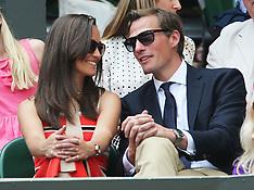 JULY 05 2013 Wimbledon Tennis Championships