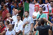 KOPER EUROBASKET 2013 5 SETTEMBRE 2013<br /> NAZIONALE ITALIANA MASCHILE<br /> ITALIA-TURCHIA<br /> NELLA FOTO: STEFANO MANCINELLI <br /> FOTO CIAMILLO