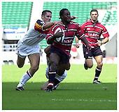 Middlesex Sevens. Season 2001-2002