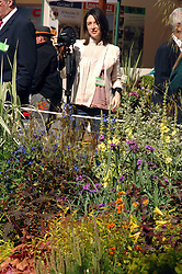 MARY MCCARTNEY at the 2008 Chelsea Flower Show 19th May 2008.<br /><br />NON EXCLUSIVE - WORLD RIGHTS
