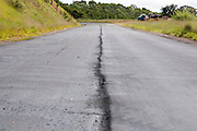 Botelhos_MG, Brasil...Obras de infraestrutura na rodovia em Botelhos...Infrastructure works in the highway in Botelhos...Foto: LEO DRUMOND / NITRO