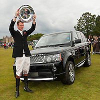 Land Rover Burghley Horse Trials 2011
