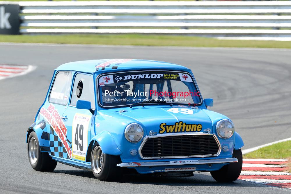 #49 Gary Warburton Mini Miglia