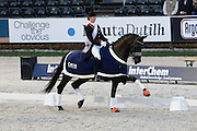 Stephanie Kooijman - Winston<br /> CHIO Rotterdam 2012<br /> © DigiShots