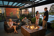 Couples enjoying the facilities at the Allison Inn & Spa, Willamette Valley, Oregon