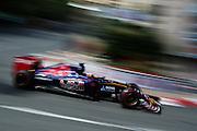 May 20-24, 2015: Monaco Grand Prix: Max Verstappen, Scuderia Toro Rosso
