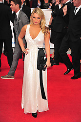 © licensed to London News Pictures. London, UK  22/05/11 Sam Faiers attends the BAFTA Television Awards at The Grosvenor Hotel in London . Please see special instructions for usage rates. Photo credit should read AlanRoxborough/LNP