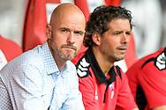 26-07-2016: Voetbal: FC Utrecht v Espanyol: Utrecht<br /> <br /> coach Erik ten Hag (FC Utrecht)<br /> <br /> Oefenwedstrijd in stadion Galgenwaard ter voorbereiding op het Eredivisie seizoen 2016-2017<br /> <br /> Foto: Gertjan Kooij