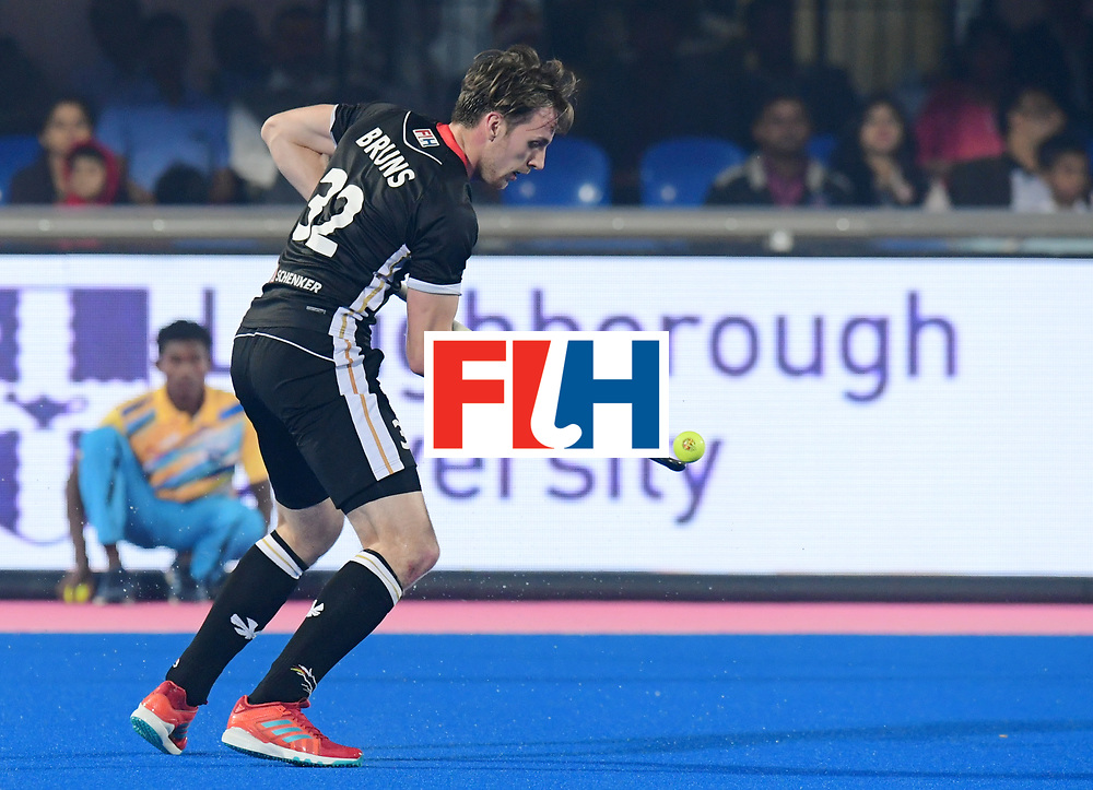 Odisha Men's Hockey World League Final Bhubaneswar 2017<br /> Match id:10<br /> India v Germany<br /> Foto: Niklas Bruns (Ger) <br /> WORLDSPORTPICS COPYRIGHT FRANK UIJLENBROEK