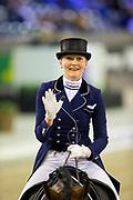 Tatyana Makarova - Floratio<br /> Indoor Brabant 2017<br /> © DigiShots