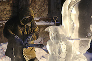 U of C Ice Sculptures