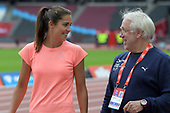 Jul 20, 2018-Track and Field-London Anniversary Games Training Session