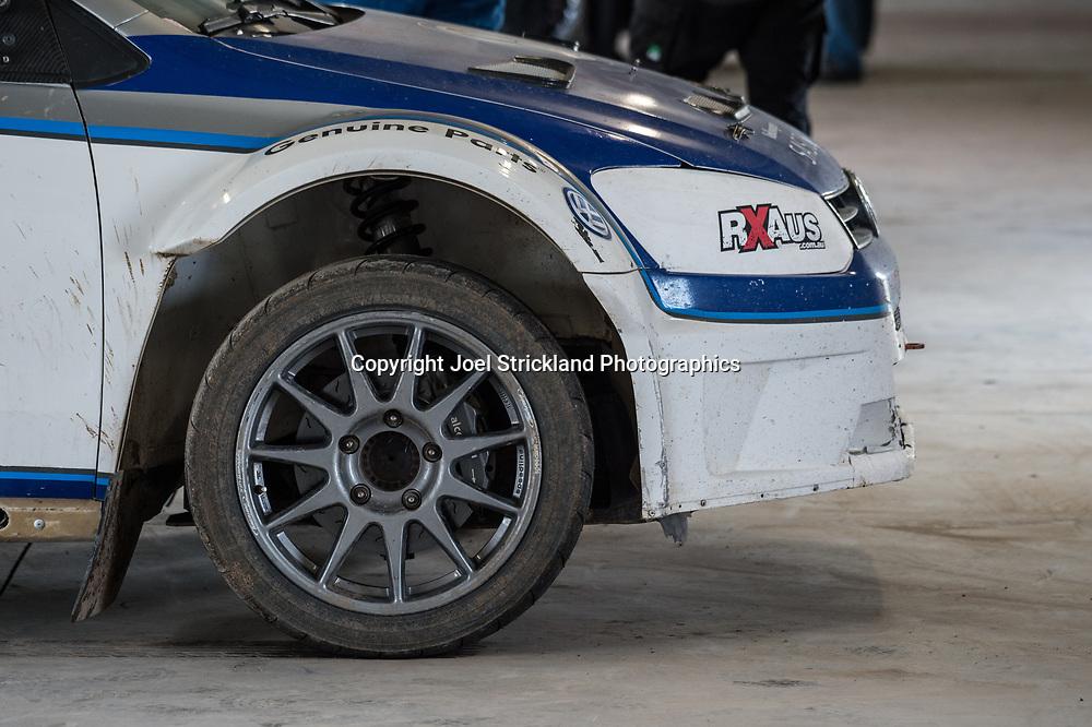 Rallycross Australia - Winton Raceway - 16th July 2017