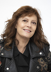 September 11, 2018 - Toronto, Canada - SUSAN SARANDON promotes the movie 'Viper Club' during Toronto Film Festival. (Credit Image: © Armando Gallo/ZUMA Studio)
