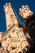 CHICAGO, ARCHITECTURE Old Water Tower on N. Michigan Avenue