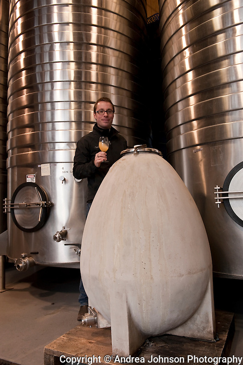 Sam Tannahill, Director of Viticulture and Winemaking, A to Z Wineworks, Willamette Valley, Oregon