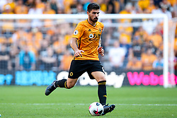 Ruben Neves of Wolverhampton Wanderers - Mandatory by-line: Robbie Stephenson/JMP - 25/08/2019 - FOOTBALL - Molineux - Wolverhampton, England - Wolverhampton Wanderers v Burnley - Premier League