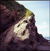 Rocks, Combe Martin, North Devon, 2011