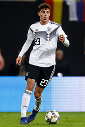 November 16, 2018 - Leipzig, Germany - Kai Havertz of Germany in action during the international friendly match between Germany and Russia on November 15, 2018 at Red Bull Arena in Leipzig, Germany. (Credit Image: © Mike Kireev/NurPhoto via ZUMA Press)