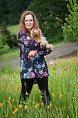 Saffron Fields May 2019 portraits & wildflowers