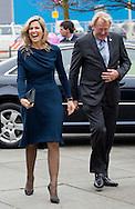 The Hague, 26-11-2015<br /> <br /> Queen Maxima attend Power on tour confersnce.<br /> <br /> <br /> Royalportraits Europe-Bernard Ruebsamen