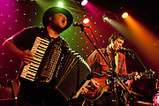 The Felice Brothers at Mexicali Live, Teaneck, NJ 1/29/2010.