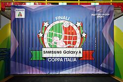 FINALI SAMSUNG GALXY A COPPA ITALIA 2018-2019<br /> PALLAVOLO VOLLEY COPPA ITALIA FEMMINILE 2018-2019<br /> VERONA 02-02-2019<br /> FOTO FILIPPO RUBIN / LVF