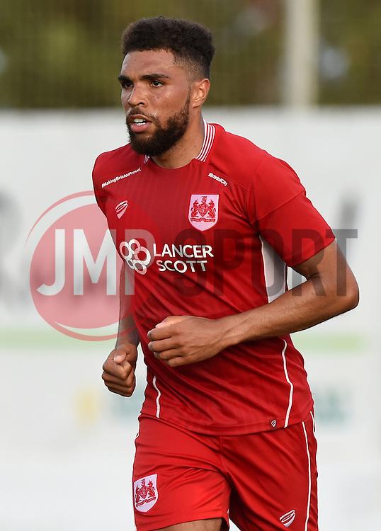 Scott Golbourne of Bristol City  - Mandatory by-line: Joe Meredith/JMP - 20/07/2016 - FOOTBALL - Pinatar Arena - San Pedro del Pinatar, Murcia - Granada v Bristol City - Pre-season friendly