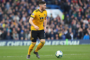 Wolverhampton Wanderers defender Matt Doherty (2) during the Premier League match between Chelsea and Wolverhampton Wanderers at Stamford Bridge, London, England on 10 March 2019.