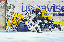 Ishockey, Metalligaen, 6 Semifinale Esbjerg Energy og SønderjyskE 0:1.