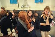 LUCY KINSELLA-MULLEN; ANASTASIA FUGGER; JULIA VAN HAGEN, The Space, Pop-up shop, Austique, 330 Kings Road, London, 13 February 2013.