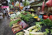 Malaysia, Kuala Lumpur. Chinatown. Vegetables.