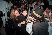 """ALISON SPIEGELMAN; CHELSEA SCOTT; ANDA GENTILE,   Andy Valmorbida hosts party to  honor artist Raphael Mazzucco and Executive Editors Jimmy Iovine and Sean ÒDiddyÓ Combs with a presentation of works from their new book, Culo by Mazzucco. Dinner at Mr.ÊChow at the W South Beach.Ê2201 Collins Avenue,Miami Art Basel 2 December 2011<br /> ALISON SPIEGELMAN; CHELSEA SCOTT; ANDA GENTILE,   Andy Valmorbida hosts party to  honor artist Raphael Mazzucco and Executive Editors Jimmy Iovine and Sean """"Diddy"""" Combs with a presentation of works from their new book, Culo by Mazzucco. Dinner at Mr.Chow at the W South Beach.2201 Collins Avenue,Miami Art Basel 2 December 2011"""