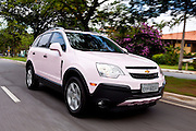 Belo Horizonte_MG, Brasil...Carro fornecido pela empresa de cosmeticos Mary Kay para as diretoras de vendas que atingem determinadas metas...Car provided by cosmetics company Mary Kay for the sales directors which reaching certain goals...Foto: LEO DRUMOND / NITRO