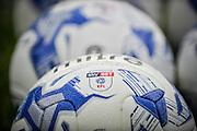 Reading Match ball Sky Bet football during the EFL Sky Bet Championship match between Reading and Ipswich Town at the Madejski Stadium, Reading, England on 9 September 2016. Photo by Adam Rivers.