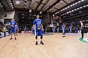 DESCRIZIONE : Campionato 2014/15 Serie A Beko Dinamo Banco di Sardegna Sassari - Acqua Vitasnella Cantu'<br /> GIOCATORE : Team Acqua Vitasnella Cantu'<br /> CATEGORIA : Before Pregame Stretching Riscaldamento<br /> SQUADRA : Acqua Vitasnella Cantu'<br /> EVENTO : LegaBasket Serie A Beko 2014/2015<br /> GARA : Dinamo Banco di Sardegna Sassari - Acqua Vitasnella Cantu'<br /> DATA : 28/02/2015<br /> SPORT : Pallacanestro <br /> AUTORE : Agenzia Ciamillo-Castoria/L.Canu<br /> Galleria : LegaBasket Serie A Beko 2014/2015