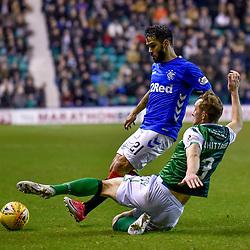 Hibs v Rangers, Scottish Premiership, 19 December 2018