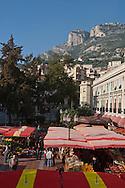 = Market of the Condamine  Monaco  Monaco   /// marche de la Condamine  Monaco  Monaco  /// L0055504