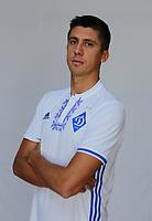 portrait, headshot, Dynamo Kiev, Yevhen<br /> KHACHERIDI
