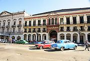 Cuba, Havana, old town