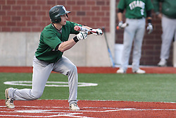 21 April 2015:  during an NCAA Inter-Division Baseball game between the Illinois Wesleyan Titans and the Illinois State Redbirds in Duffy Bass Field, Normal IL