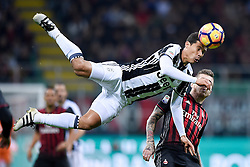 22.10.2016, Stadio Giuseppe Meazza, Mailand, ITA, Serie A, AC Milan vs Juventus Turin, 9. Runde, im Bild Anderson Hernanes // Anderson Hernanes during the Italian Serie A 9th round match between AC Milan and Juventus Turin at the Stadio Giuseppe Meazza in Mailand, Italy on 2016/10/22. EXPA Pictures © 2016, PhotoCredit: EXPA/ laPresse/ Daniele Badolato<br /> <br /> *****ATTENTION - for AUT, SUI, CRO, SLO only*****