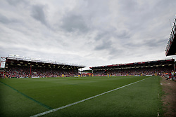 - Photo mandatory by-line: Joe Meredith/JMP - Mobile: 07966 386802 - 27/09/2014 - SPORT - Football - Bristol - Ashton Gate - Bristol City v MK Dons - Sky Bet League One