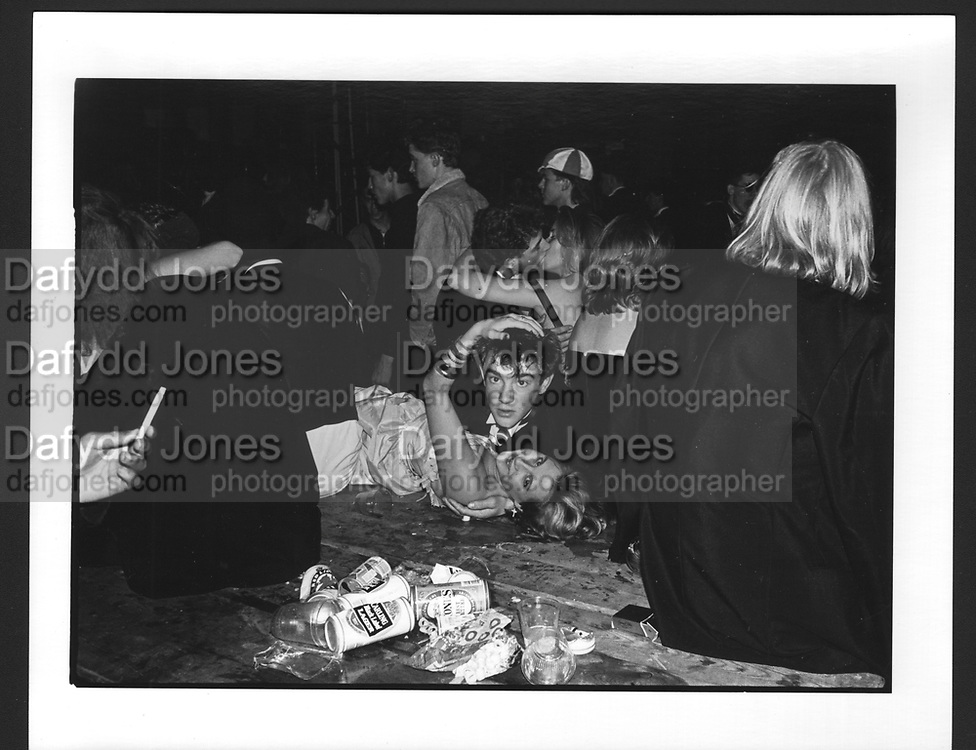 Halloween Ball 1987
