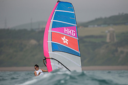 2012 Olympic Games London / Weymouth<br /> RSX man racing day 1 <br /> RS:X MenHKGLeung Ho Tsun
