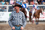 Vale 4th of July Rodeo on July 4, 2016 in Vale, Oregon.